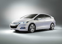 Honda Insight Concept Hybrid Picture