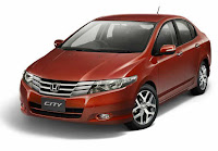 Next-Gen 09 Model Honda City Picture
