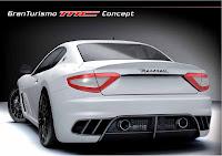 Concept Picture: Maserati GranTurismo MC