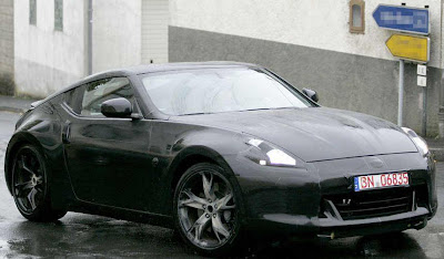 Next-Gen Nissan 370Z Picture