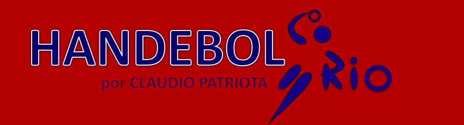 HANDEBOL RIO - CLAUDIO PATRIOTA