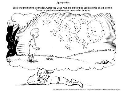 José... para crianças