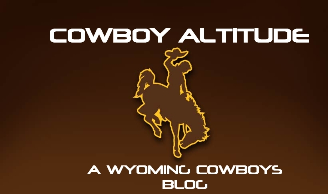 Cowboy Altitude - A Wyoming Cowboys blog