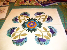 Practice Applique Block