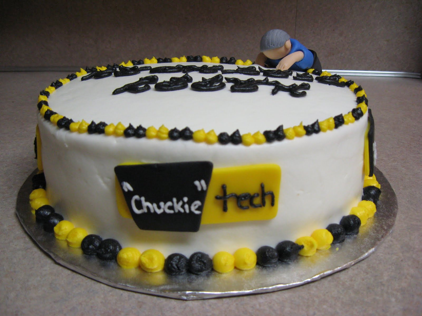 Delectable Sweets By The Smiths Happy Birthday Chuck