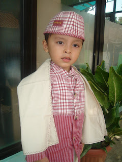 Rabbani Cikupa Baju Anak Muslim Dannis Collection