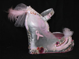 IMG 9077 Shoe Design for Breast Cancer Awareness