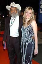 Pic of Bob Randall and Melanie Hogan