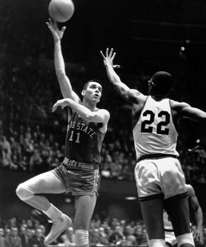 80% Basketball 20% Star Wars And Wizards: Jerry Lucas