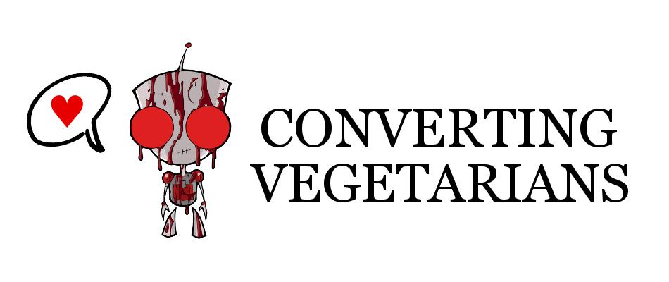 CONVERTING VEGETARIANS