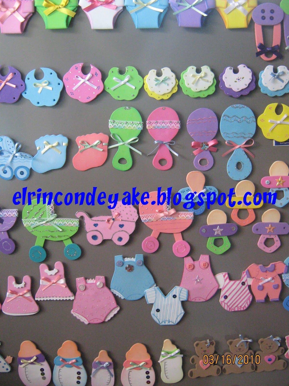 pin teteros para baby shower foami fotos db on pinterest