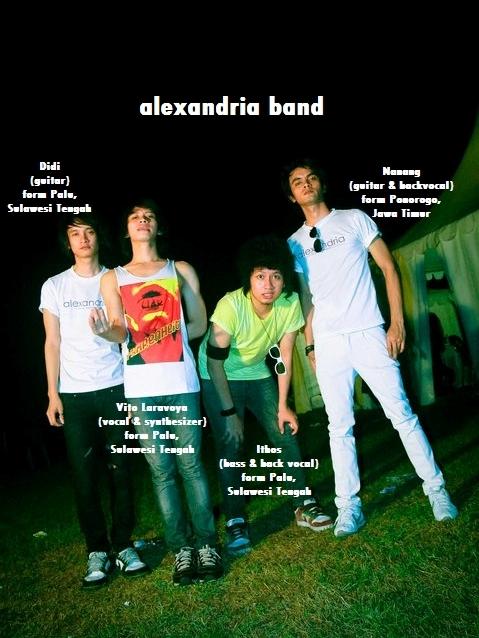 alexandria band