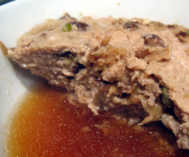 Hollow legs steamed pork with preserved vegetable steamed pork with preserved vegetable forumfinder Images