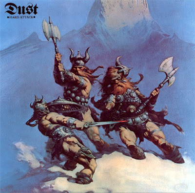 Dust - 1972 - Hard Attack