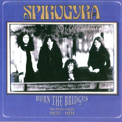 Spirogyra - 2000 - Burn The Bridges
