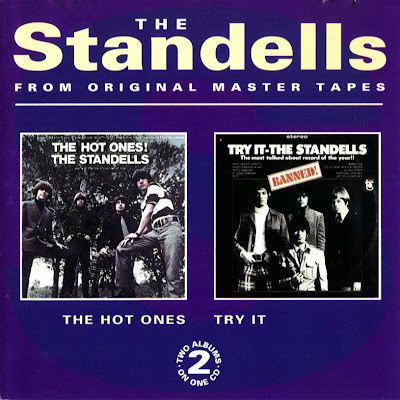 the Standells ~ 1966c ~ The Hot Ones! + 1967 ~ Try It