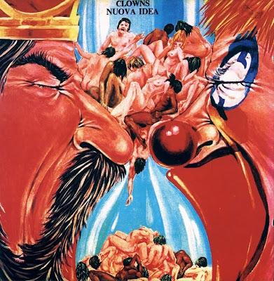 Nuova Idea ~ 1973 ~ Clowns