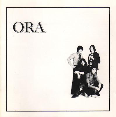 Ora ~ 1969 ~ Ora