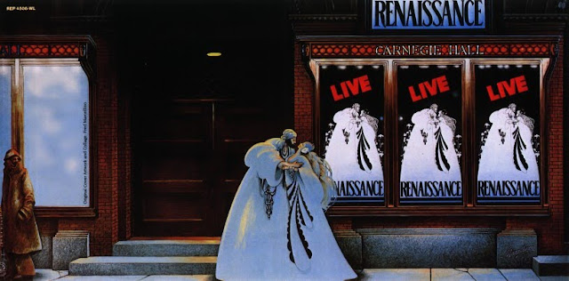 Renaissance ~ 1976 ~ Live In Carnegie Hall