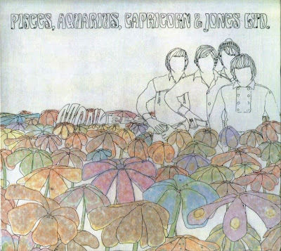 the Monkees ~ 1967 ~ Pisces, Aquarius, Capricorn & Jones Ltd