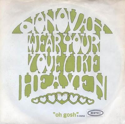 Donovan ~ 1967 ~ Wear Your Love Like Heaven