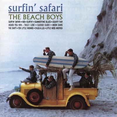 the Beach Boys ~ 1962 ~ Surfin Safari