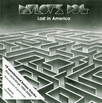 Pavlov's Dog ~ 1990 ~ Lost In America