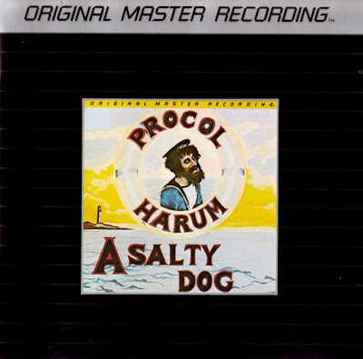 Procol Harum ~ 1969 ~ A Salty Dog