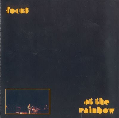 Focus - 1973 - Live At the Rainbow
