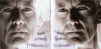 Peter Hammill - 2006 - Singularity