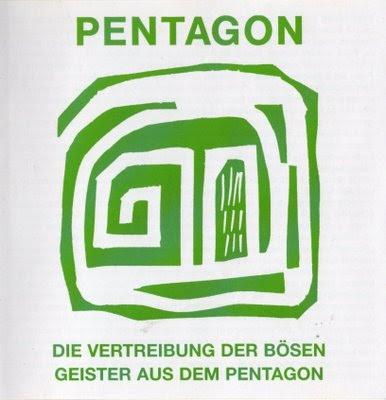 Pentagon - 1970 - Die Vertreibung der Bosen Geister