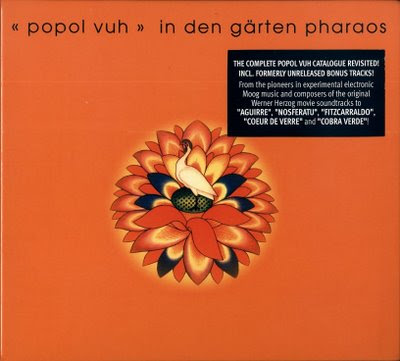 Popol Vuh - 1971 - In den Gärten Pharaos
