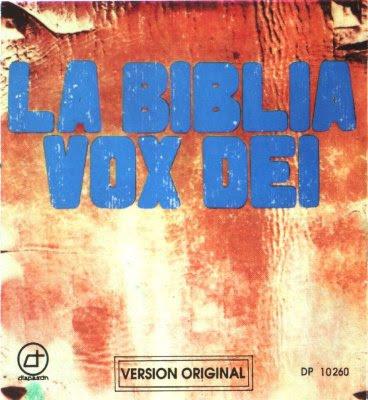 Vox Dei - 1975 - La Biblia