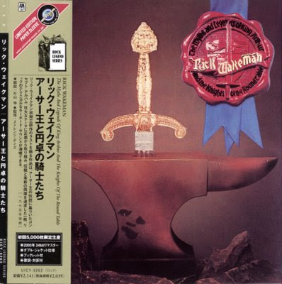 Rick Wakeman - 1975 - The Myths and Legends of King Artur and the Knights of the Round Table