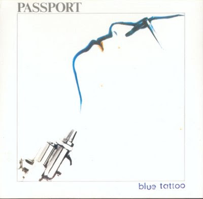 Passport - 1981- Blue Tattoo