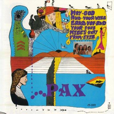 Pax - 1997 - Dark Rose
