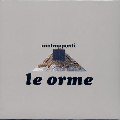 Le Orme - 1974 - Contrappunti