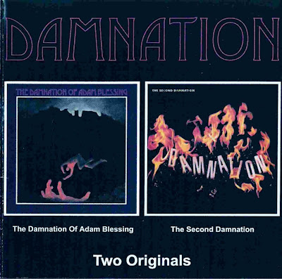 the Damnation Of Adam Blessing - 1969 - the Damnation Of Adam Blessing + 1970 - The Second Damnation