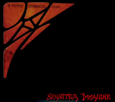 Sensitiva Immagine - 1976 - E Tutto Comincio Cosi