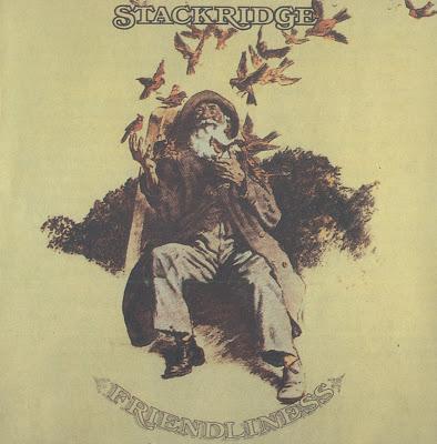 Stackridge - 1972 - Friendliness