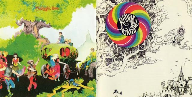 Rainbow Band - 1970 - Rainbow Band + 1971 - Midnight Sun