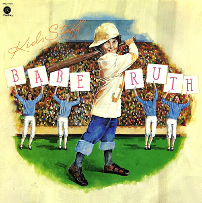 Babe Ruth - 1976 - Kid's Staff