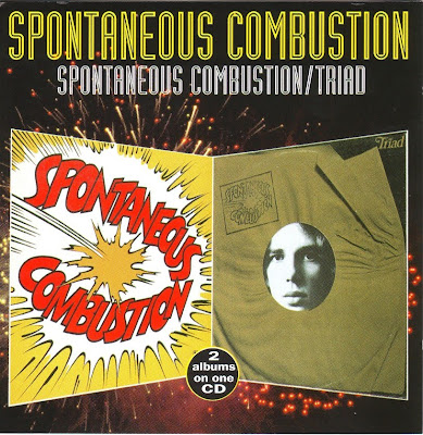 Spontaneous Combustion - 1972 - Spontaneous Combustion + 1972 - Triad
