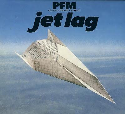Premiata Forneria Marconi - 1977 - Jet Lag