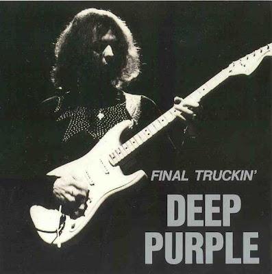 Deep Purple - Final Truckin'