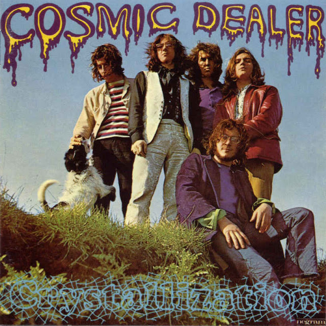 Cosmic Dealer - 1971 - Crystallization