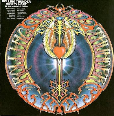 Mickey Hart - 1972 - Rolling Thunder