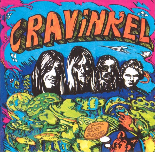 Cravinkel - 1971 - Garden Of Loneliness