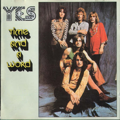 Yes - 1970 - Time And A Word