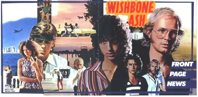Wishbone Ash - 1977 - Front Page News
